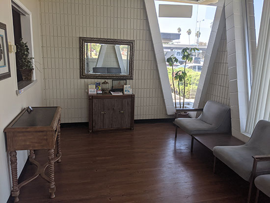 Comfortable Dental Office in Clairemont San Diego - Clairemont Mesa Dental Center