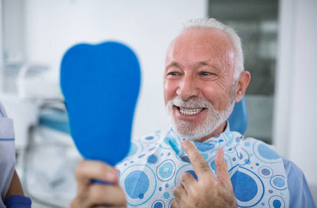 Cosmetic Partial Dentures in San Diego, CA - Clairemont Mesa Dental Center